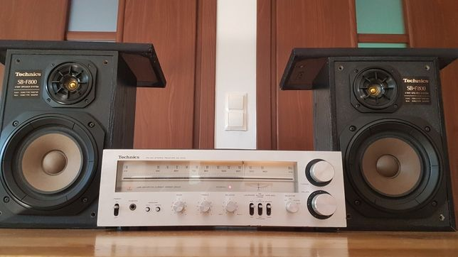 Technics SA-200 fm/am stereo receiver