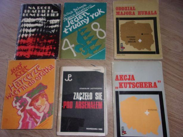 książki harcerskie