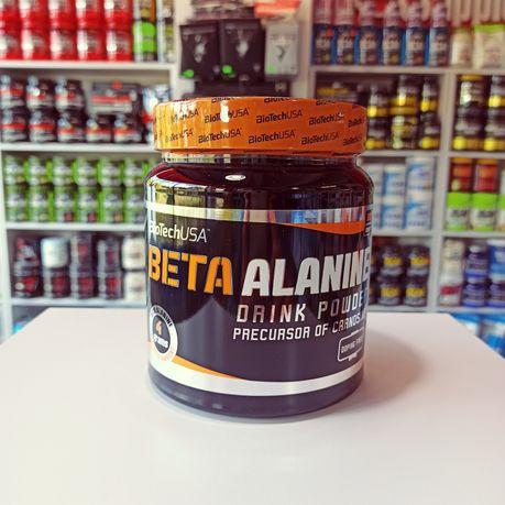 Biotech Beta Alanine 300g, Beta Alanina, Odżywki, SUplementy diety