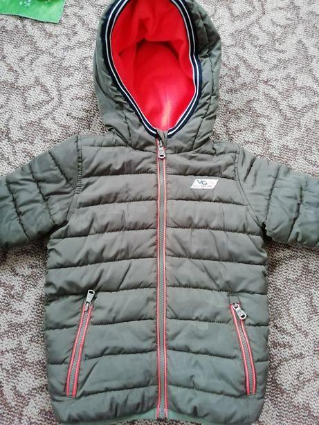 Куртка для мальчика на 3-4года