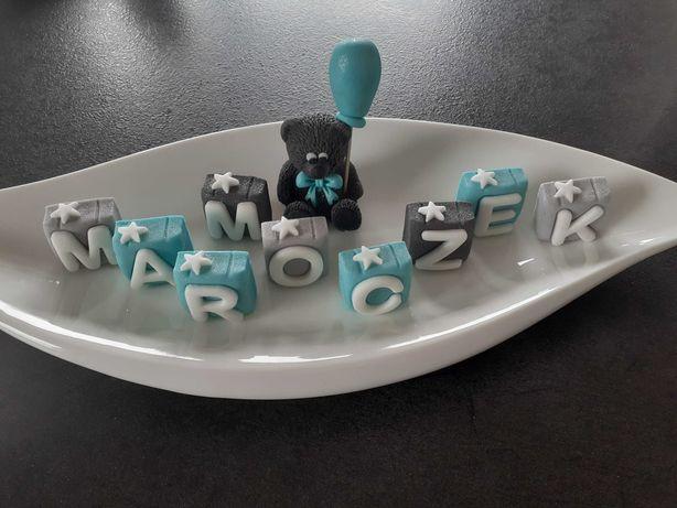 Dekoracja tort roczek