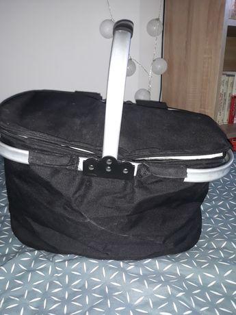 Koszyk termiczny na zakupy lubna piknik