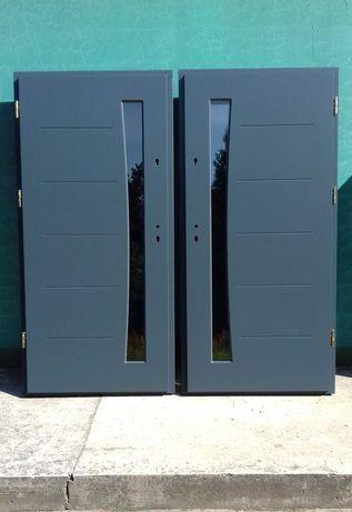 - 40 % Wyprzedaż Ekspozycji Drzwi Drewniane 72 mm Zewnętrzne 100 x 207