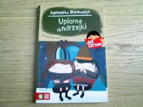 A. Stelmaszczyk Upiorne Andrzejki już czytam