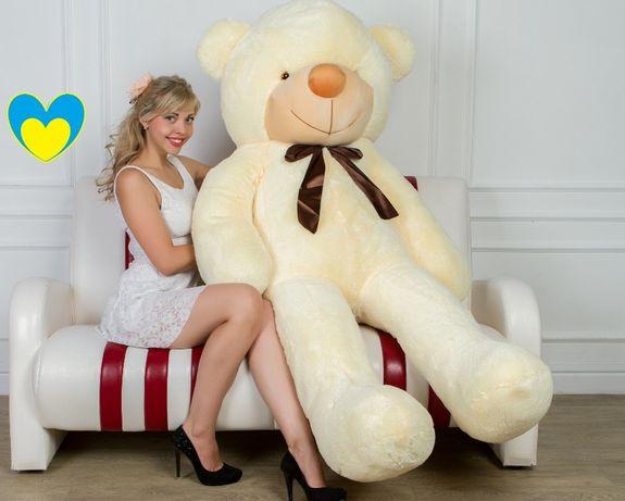 Великі Плюшеві Ведмеді від Виробника. Купити м'яку іграшку ведмідика!!