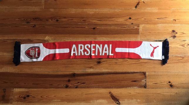 Cachecol Arsenal Puma (NOVO)