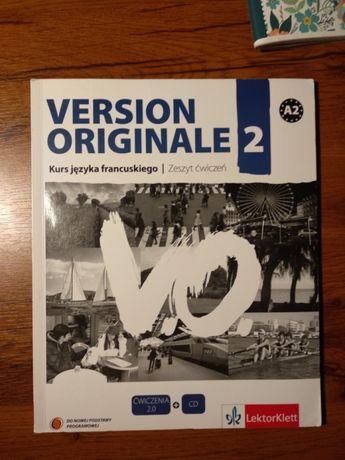Version oryginale kurs języka francuskiego