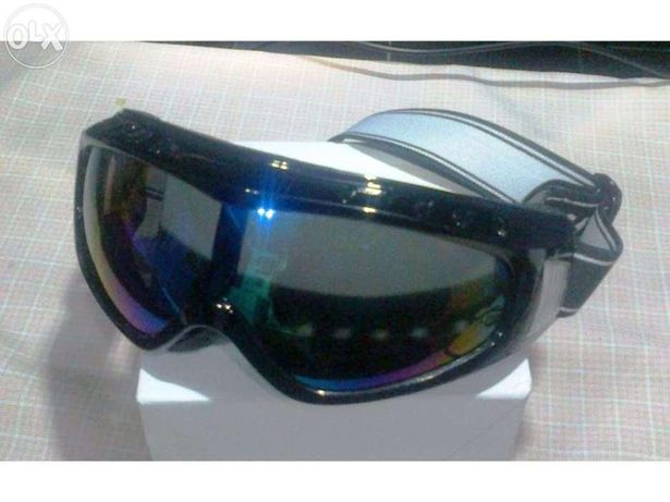 Óculos motard táticos ski mascara bicicleta NOVO*