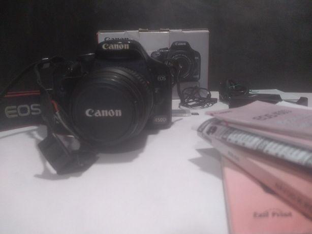 Canon 450D - Dla początkujących fotografów.