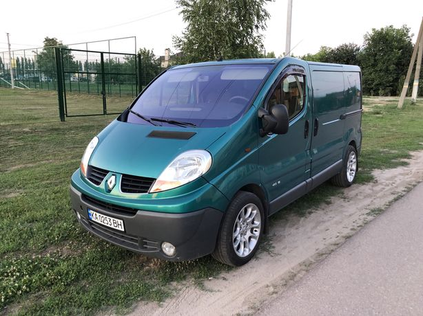 Renault Trafic 2.0 dci Automat