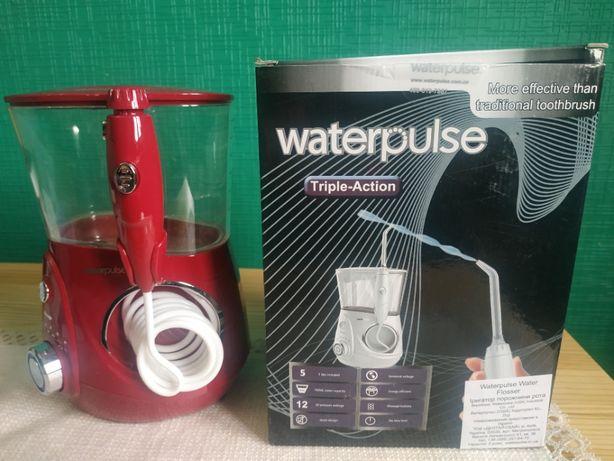 Ирригатор красный V660 Waterpulse