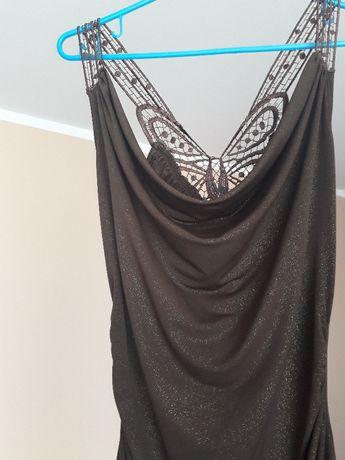 sukienka rozm. 36 efektowny tył