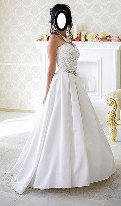 платье свадебное размер xs - s Весільна сукня