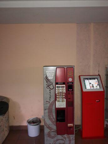 Продам з місцем кавовий автомат (кофейный аппарат) Saeco Cristallo 400