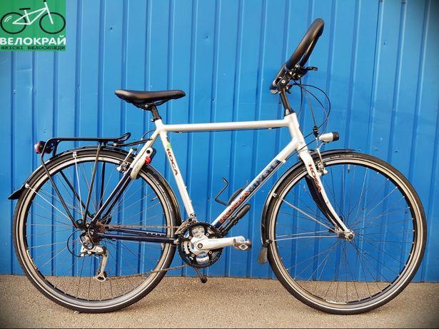 """Турінговий 28"""" голландський велосипед KOGA все на Deore LX #Велокрай"""