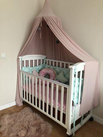 Срочно! Детская кроватка «Верес», бортики в кроватку