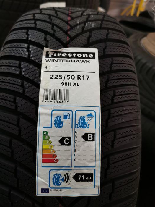 4x Firestone Winterhawk 4 225/50 R17 NOWE Grudziądz - image 1
