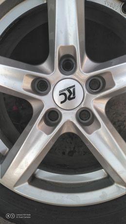 """Диски R16 Brock для VW Golf5-6 Caddy 5/112 """"Шиномонтаж"""" Шини Диски"""