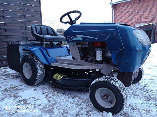 Traktorek ogrodowy Ciągniczek MTD 15,5KM Kosz Okazja Wysyłka