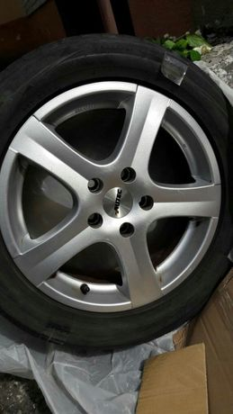 Диски Autec R16 5x112 7J ET48 57,1 225/50/16 VW CADDY AUDI Skoda SEAT