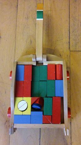 Brinquedo - Educativo/didático de madeira