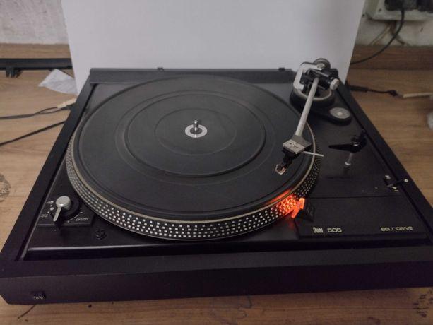 gramofon dual 506