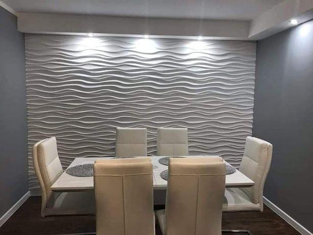 Panele dekoracyjne 3d panele ścienne 3d panele gipsowe 3d panel 3d