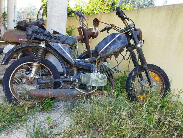 Motorizada Famel Zundapp