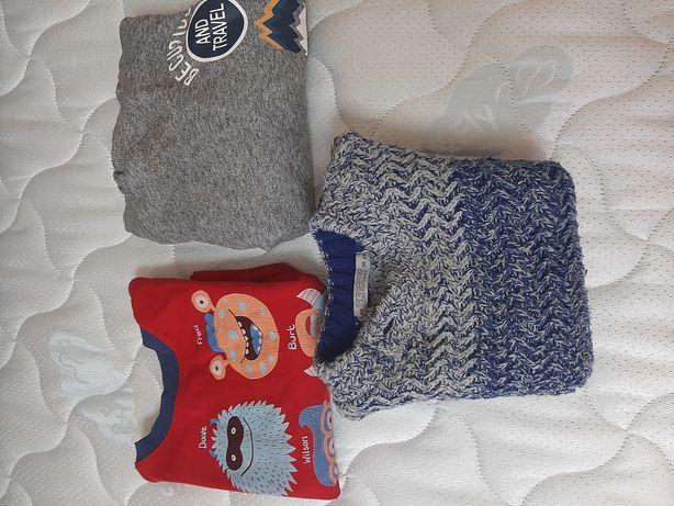 3 кофты за 100 гривен (свитер, свитшоты, гольф)