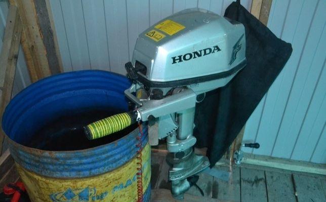 Двигатель honda bf-5