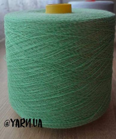 Пряжа для вязания хлопок/вискоза