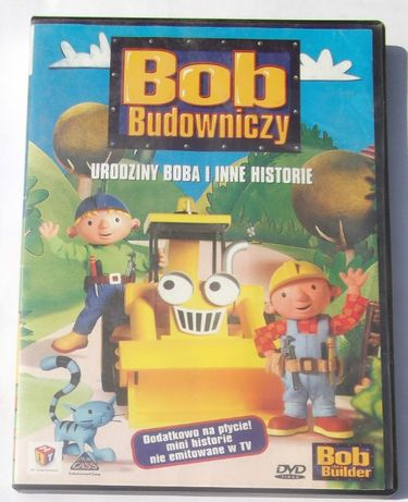 Bob budowniczy – Urodziny Boba i inne historie
