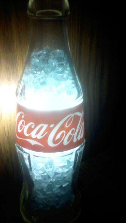 Lampka led coca cola