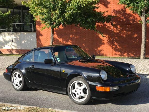 Porsche 911 Coupé 3.6 Carrera 4