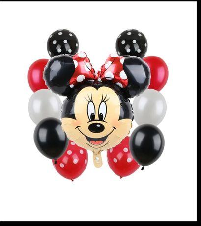 Balões kit's spider man e Minnie, kits, aniversário, festa 11 a 14unid