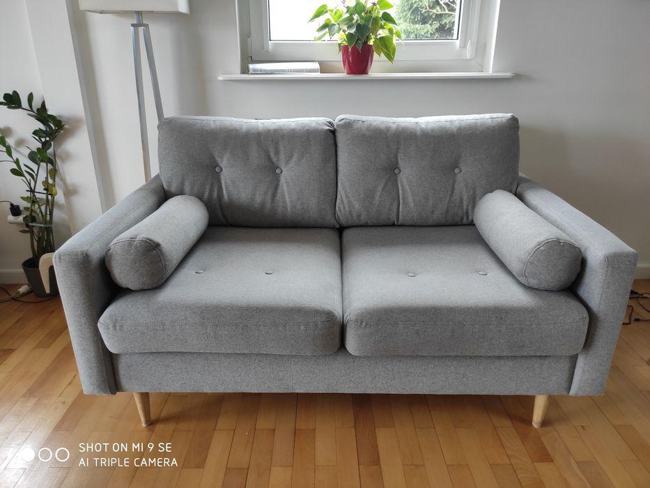 Sofa/kanapa 2-osobowa w stylu skandynawskim Drawsko Pomorskie - image 1