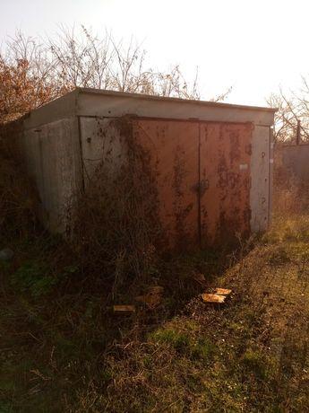 Продам гараж жб луговом(6х4)срочно