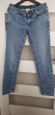 Max Mara linia iBlues jeansy prosty krój rozmiar 34-36
