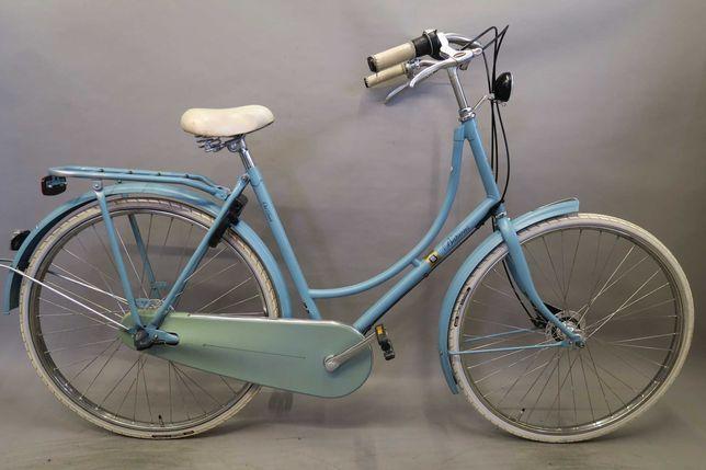 Stylowy designerski rower holenderski Batavus Old Dutch Shimano Nexus