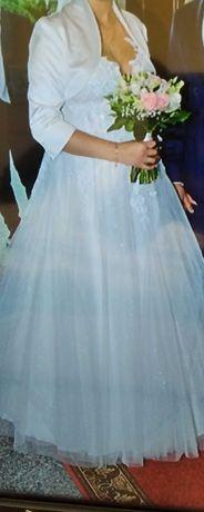 Sukienka ślubna prześliczna ;)