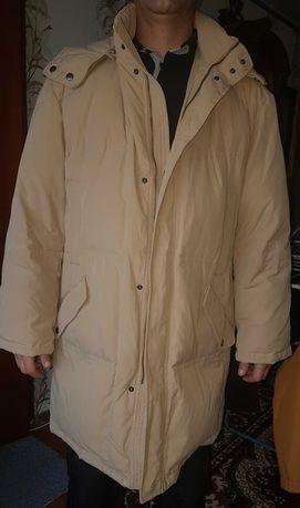 Пуховик парка курточка Hugo boss оригинал 54