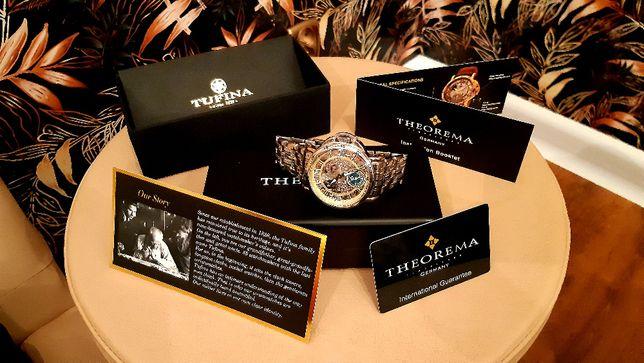 Zegarek Męski Theorema Casablanca, Nowy, Made in Germany, Oryginał !!!