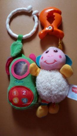 Игрушки на коляску, Tiny love, Chicco