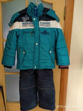 Комбентзон с курткой на мальчика