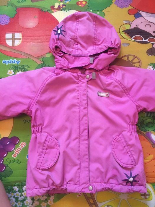 Демисезонная куртка reima, осіння куртка доя дівчинки Житомир - изображение 1