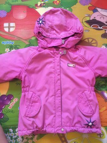 Демисезонная куртка reima, осіння куртка доя дівчинки