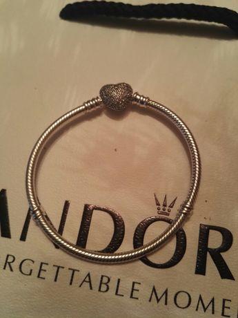 Pandora bransoletka zamiana