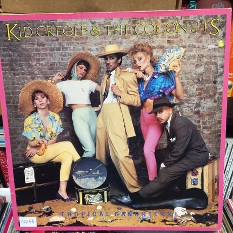Vinil: Kid Creole & the coconuts - Tropical Gangster 1982
