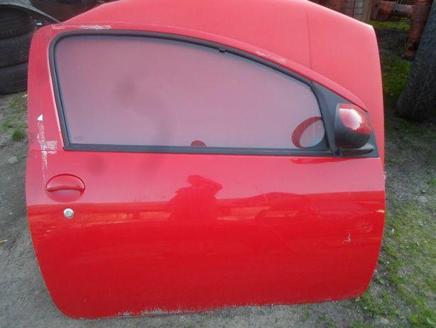 Drzwi Prawe Citroen C1 Peugeot 107 Toyota Aygo 3D