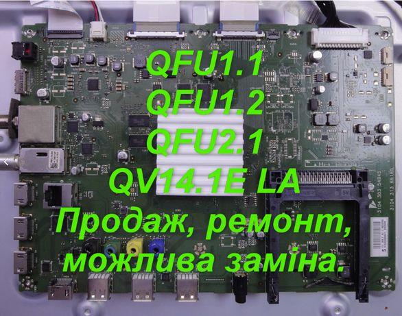 Philips PFL PFS PUS QFU1.1 QFU1.2 QFU2.1 QV14.1E LA